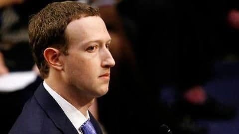 Before big speeches, Zuckerberg gets his armpits blow-dried: Report