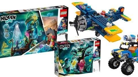 LEGO's AR-powered Hidden Side Sets look amazing: Details here