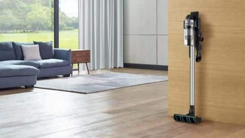 Samsung's cordless vacuum cleaner is the ultimate home-cleaning solution