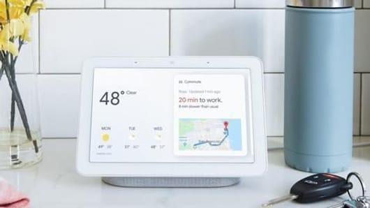 Meet Google's new Home Hub smart display