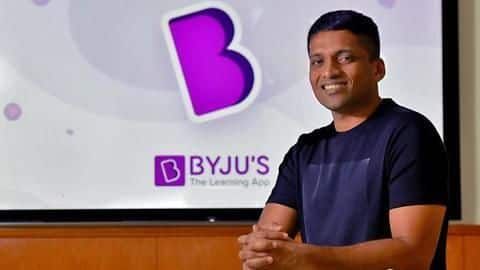 Ed-tech unicorn BYJU's secures $122 million from Russian billionaire's fund