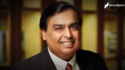 Reliance AGM: Google invests Rs. 33,737cr; Jio Glass; 5G plans