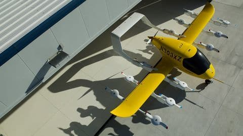 Larry Page's 'Cora' air taxi project inches closer to reality