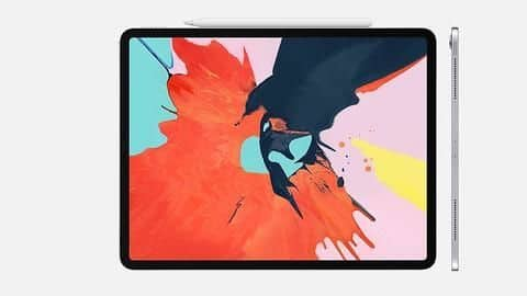 Some iPad Pros are bent, but Apple says it's normal