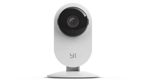 Now, buy Xiaomi-backed Yi Home camera at massive discount