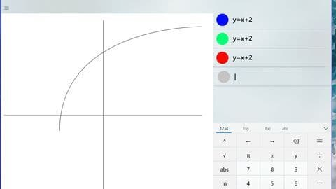 Soon, Windows 10 Calculator will have built-in graphing capabilities