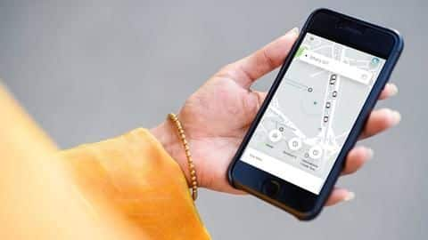 Uber users can now pay via Google Pay, earn cashback