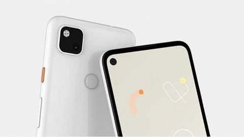 Pixel 4a will be launched on August 3, confirms Google