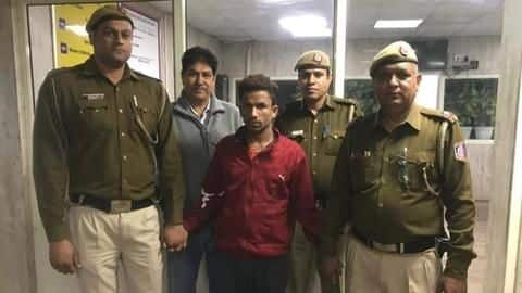 Wanted 'Spiderman' robber, obsessed with red jersey, captured in Delhi