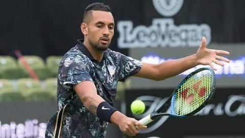 Nick Kyrgios fined for his controversial behavior: Details here