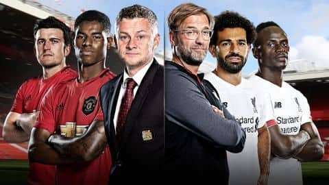 Struggling Manchester United face uphill task against league leaders Liverpool