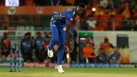 IPL 2019: Who is the MI pace sensation Alzarri Joseph?