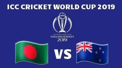 Bangladesh vs New Zealand: Preview, pitch report and TV listing