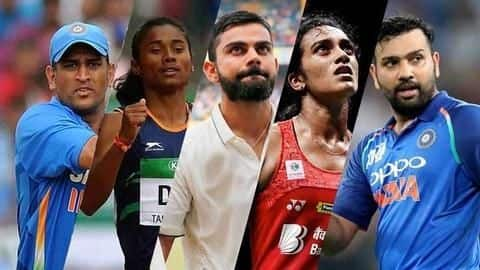 Independence Day 2019: A look at India's greatest sporting moments