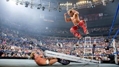 WWE: Five most dangerous stunts ever pulled-off by wrestlers