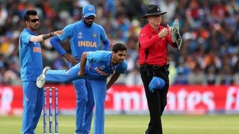 Bhuvneshwar Kumar could miss two World Cup matches: Details here