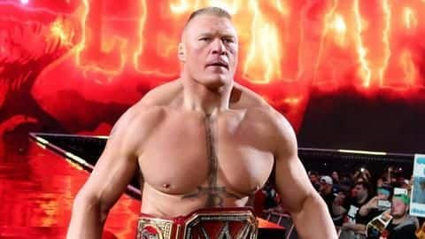 WWE: Ranking Brock Lesnar's best matches on SmackDown