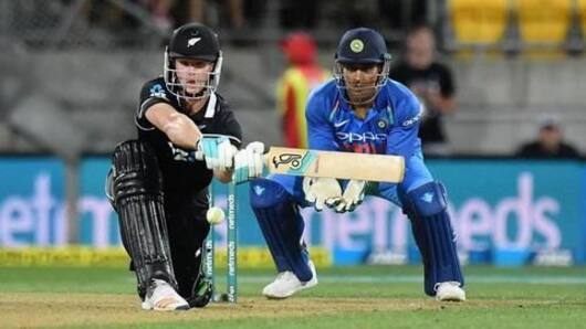 World Cup warm-up: India vs New Zealand preview