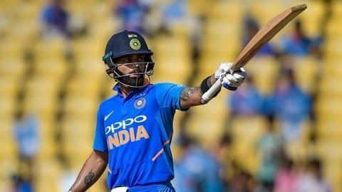 Which have been Kohli's most impactful ODI centuries to date?