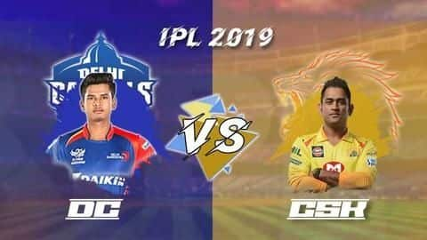 DC vs CSK: Key battles to watch out for