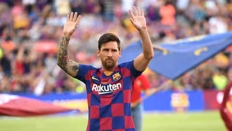 Is Lionel Messi leaving Barcelona for free next summer?
