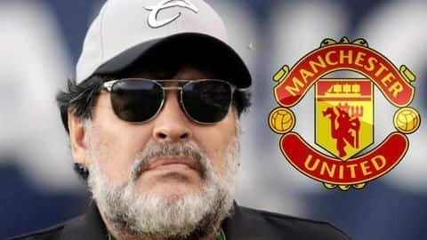 Diego Maradona wants to fix Manchester United