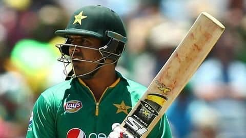 Sharjeel Khan set to be part of PSL players draft