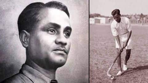 A look at the career-defining moments of Major Dhyan Chand