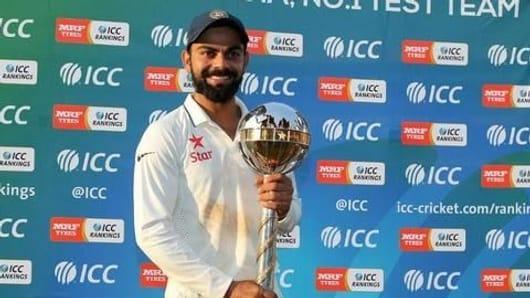 India retain ICC Test Championship