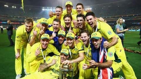 World Cup: Can Australia win the record sixth title?