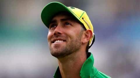 Glenn Maxwell ruled out of South Africa tour: Here's why