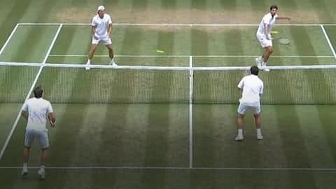 Ranking the best tennis doubles pair in Wimbledon history