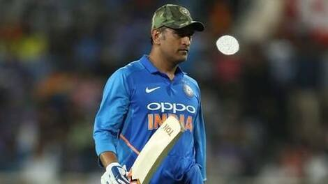 Dhoni is well-known to come up with unique ideas