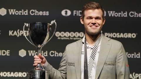 Besides chess, Magnus Carlsen excels in another sport: Details here