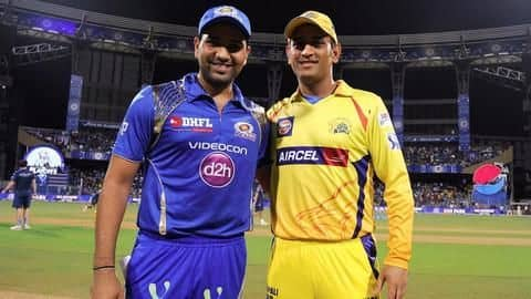 MI vs CSK: Preview, head-to-head records and pitch report