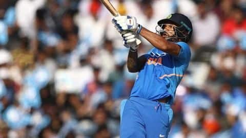 ICC World Cup 2019: Is Shikhar Dhawan India's trump card?