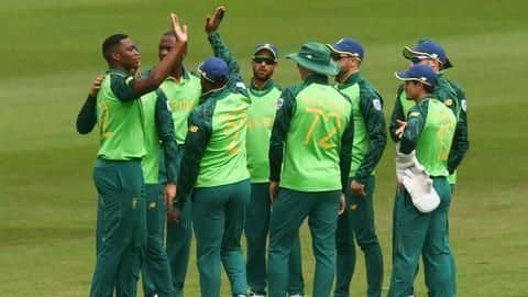 Here's the list of South Africa's fascinating World Cup matches