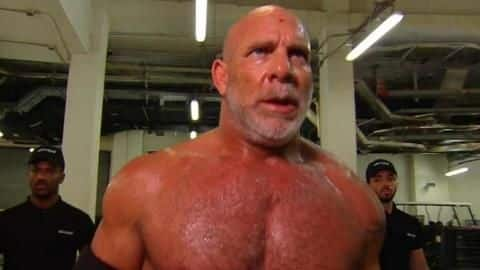 WWE: Five wrestlers who have defeated legend Bill Goldberg