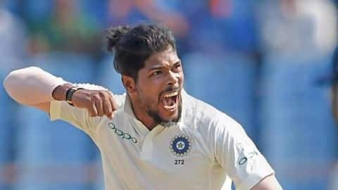 Test cricket: Umesh Yadav looking to relish opportunity against Windies