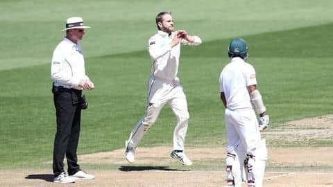 ICC confirms Williamson's bowling action as legal