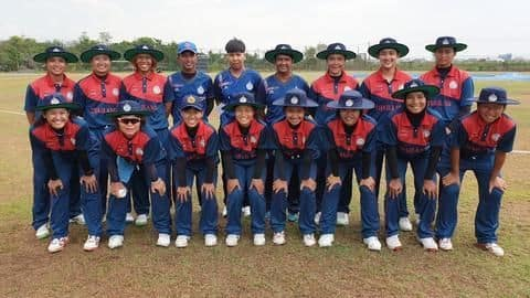 Thailand women smash this stunning T20I record: Details here