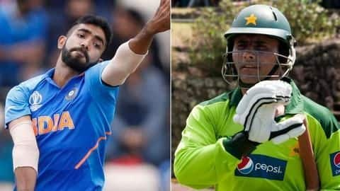 Abdul Razzaq dubs Jasprit Bumrah as 'baby bowler': But why?