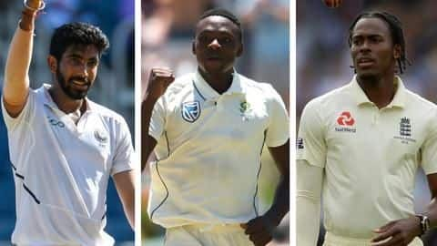 Here's what Rabada said about Bumrah and Archer's rise