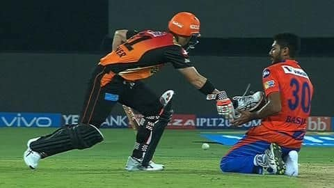 Five funniest moments from IPL