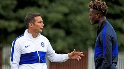 Frank Lampard disgusted at racist abuse against Tammy Abraham