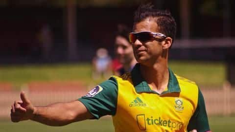 JP Duminy announces retirement from all forms of cricket