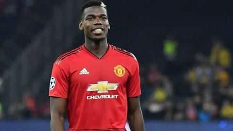 Paul Pogba wants to leave United, says his agent