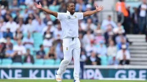 Vernon Philander speaks on challenges of playing in India