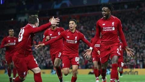 Champions League 2018-19: Here's a look at all magical comebacks
