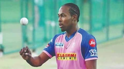 IPL 2020: Rajasthan Royals hopeful of Jofra Archer's full recovery